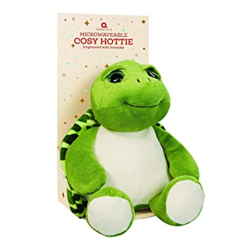 Amazon.com: Cozy Hottie Turtle Peluche microondas juguete ...