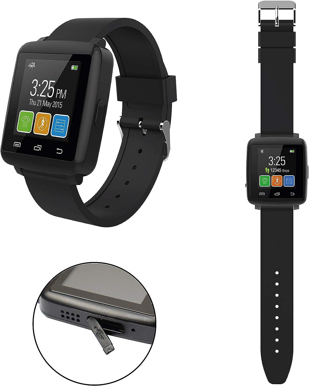 Reloj Inteligente Hermex de Axsom, Smartwatch con Pantalla Táctil ...