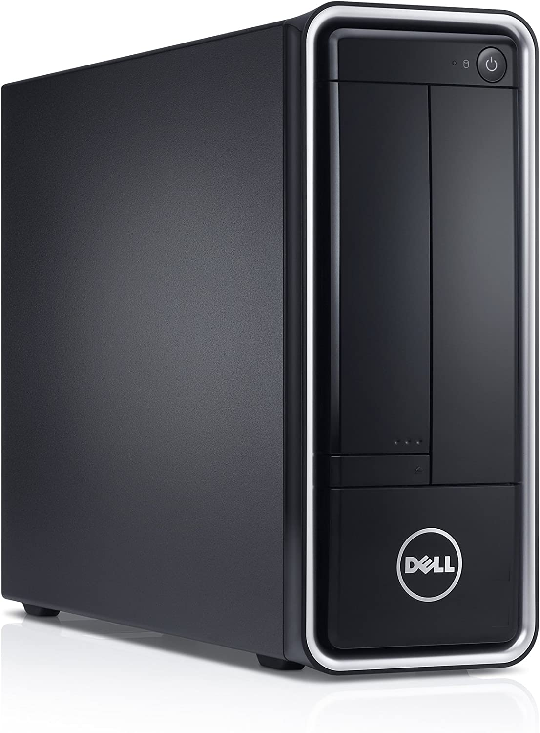 Dell Inspiron i660s-779BK Desktop (2.7 GHz Intel Celeron G470 Processor, 4GB DDR3, 500GB HDD, Windows 8) Black (Discontinued by Manufacturer)