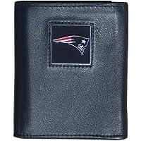 SISKIYOU NFL - portafolios de Piel con Tres Pliegues para Hombre