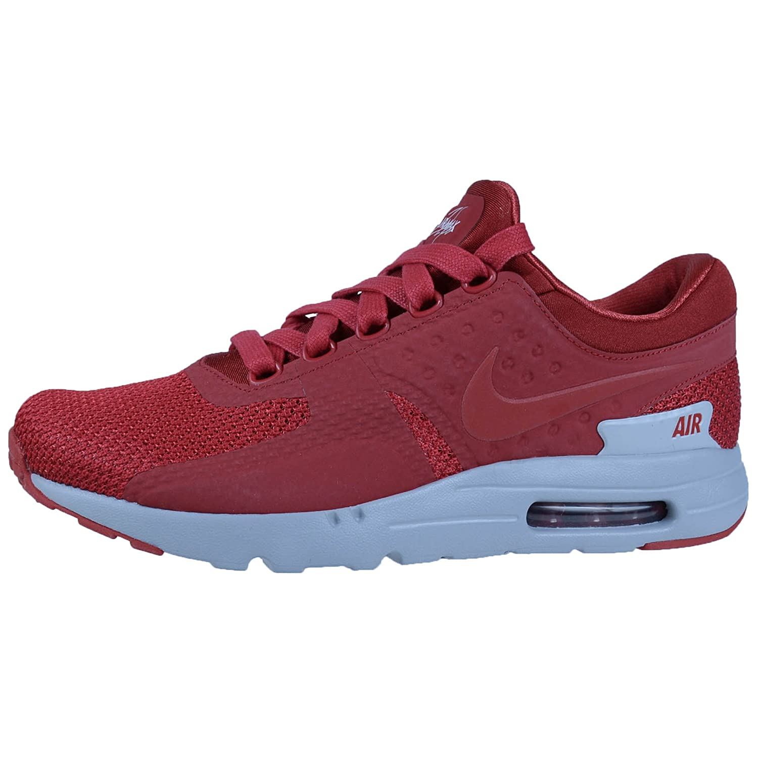 NIKE Air Max Shoes Zero Essential Mens Running Shoes Max B00CPGXB30 12 D(M) US|Gym Red/Gym Red/Wolf Grey e3e2cb