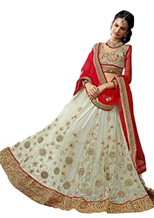 080325a363 Csebazaar Women Indian Bridal Lehengas New Party Wear Elegant Wedding  Lehenga Cholis: Amazon.co.uk: Clothing