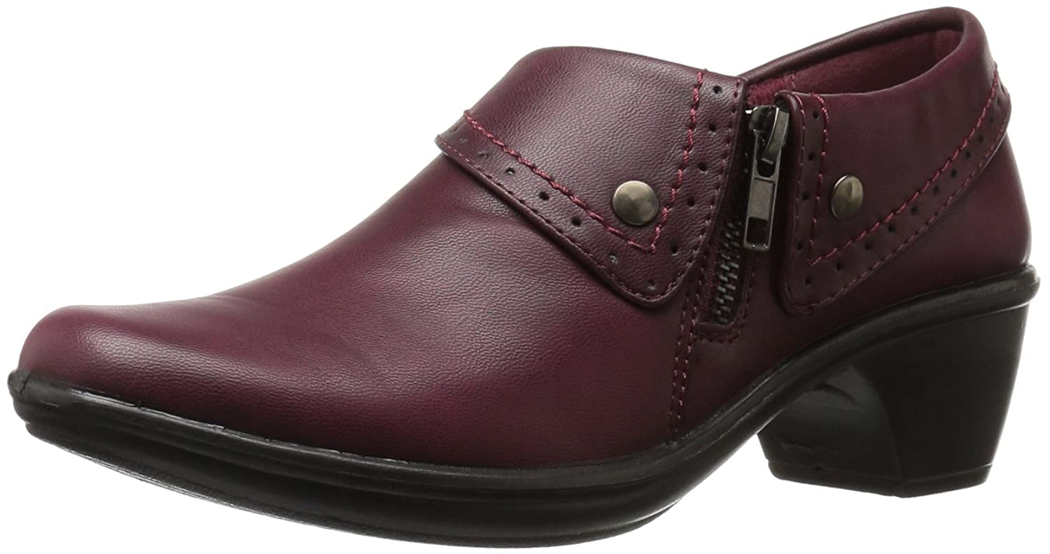 Easy Street Women's Darcy Boot B01INL9Z58 9 2W US|Burgundy Burnished