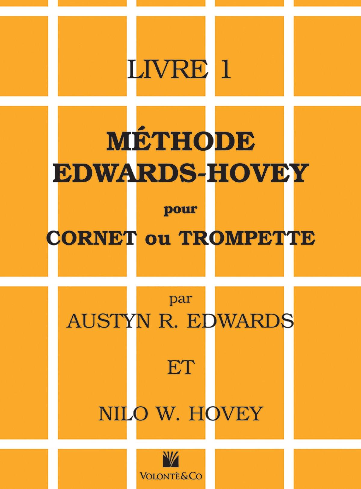 Amazon Fr Methode Edwards Hovey Pour Cornet Ou Trumpette Livre 1  # Recherche Nilo A Vendre