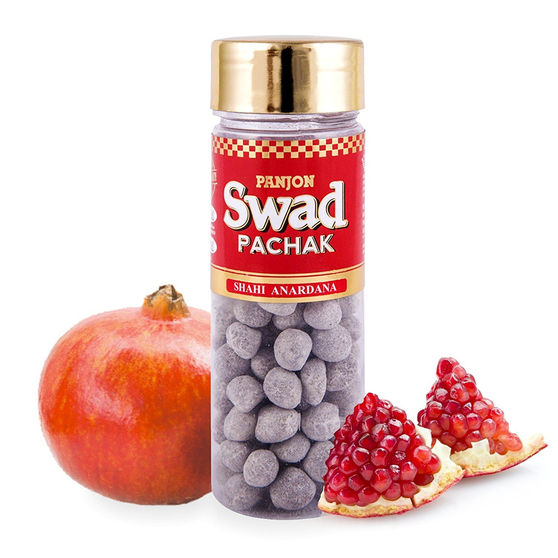 Panjon Swad Mouth Freshner, Shahi Anardana,: Amazon.com ...