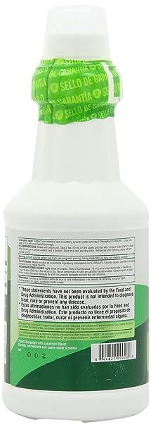 Amazon.com: Nartex Cloralife, Liquid Clorophyl Bottle, 16 Fluid Ounce: Health & Personal Care