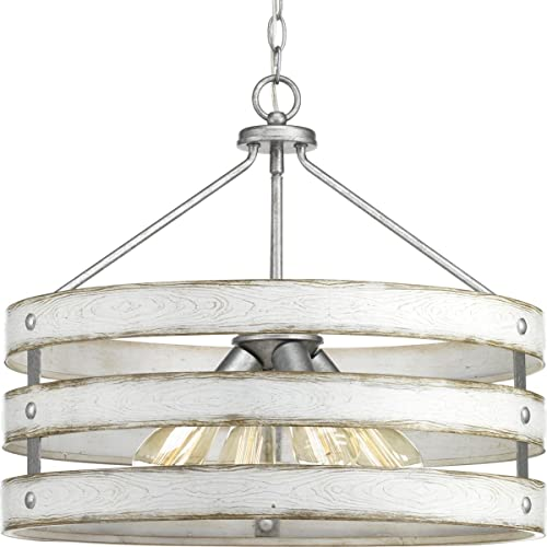 Progress Lighting P500023-141 Gulliver Four-Light Pendant