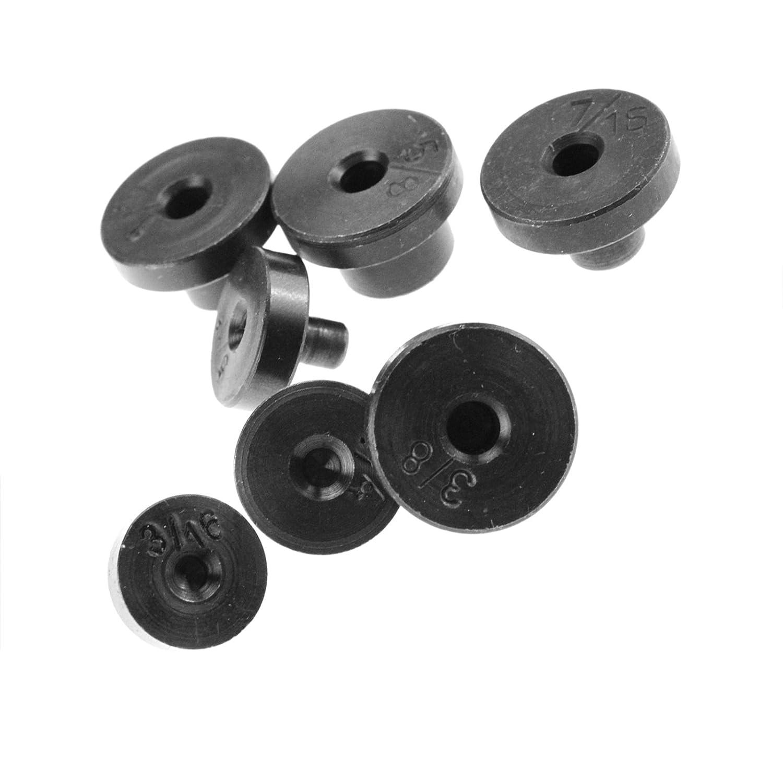 9-teiliges B/ördelwerkzeug-Set ENET 3-in-1 180/° Rohrbiege-Set und Mini-Rohrschneider