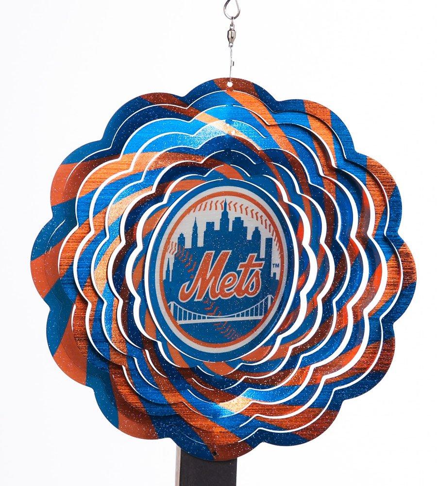 MLB Geo Spinner MLB Team: New York Mets Team Sports America 0094705