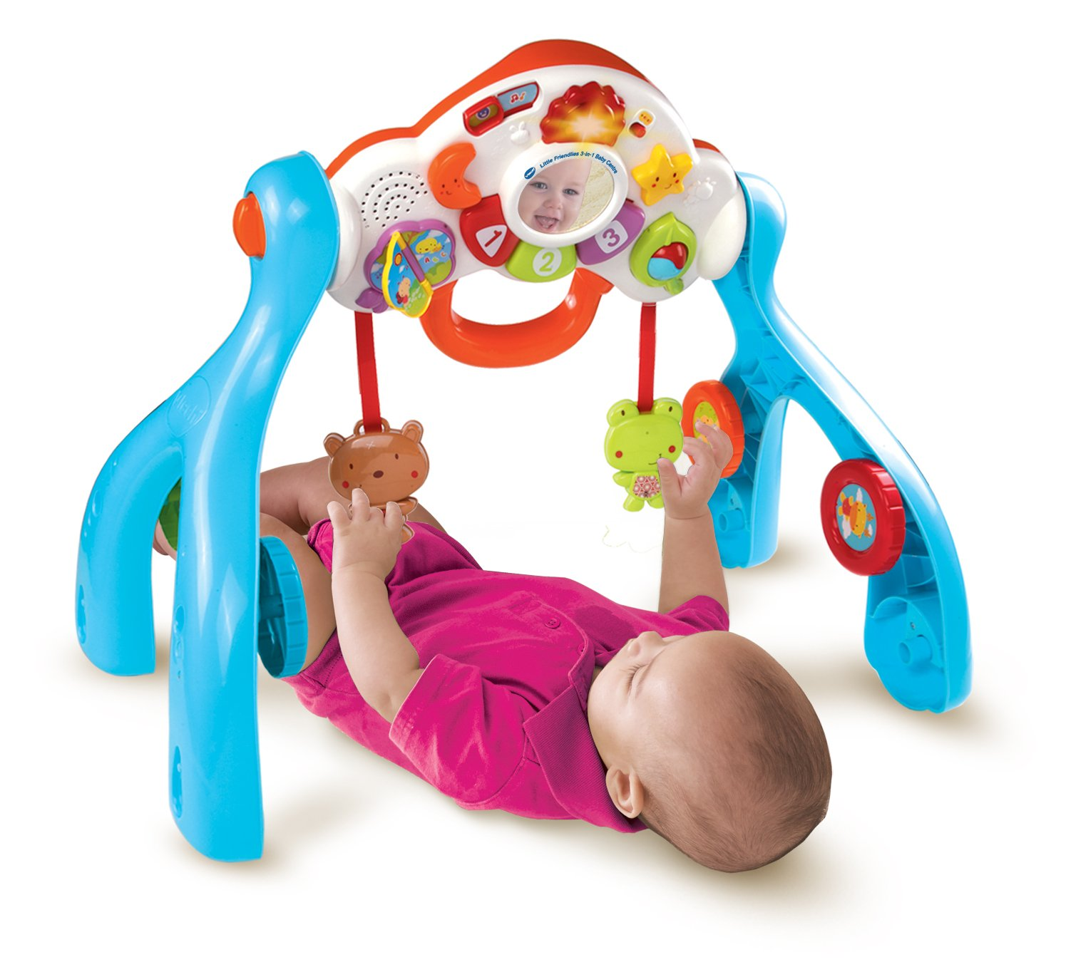 Vtech Little Friendlies 3 in 1 Activity Centre Amazon Toys