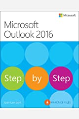 Microsoft Outlook 2016 Step by Step Kindle Edition