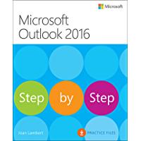 Microsoft Outlook 2016 Step by Step: MS Outlook 2016 Step by _p1