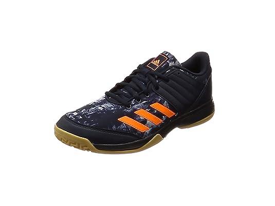 Adidas Ligra 5, Zapatillas de Voleibol para Hombre, Azul (Tinley/Naalre/