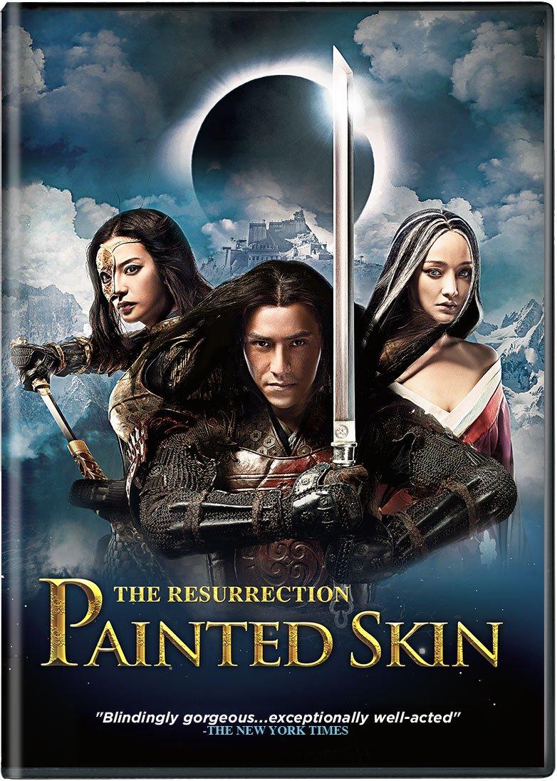 Αποτέλεσμα εικόνας για painted skin movie