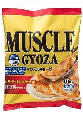 MUSCLE GYOZA ~マッスルギョーザ~ (1袋)