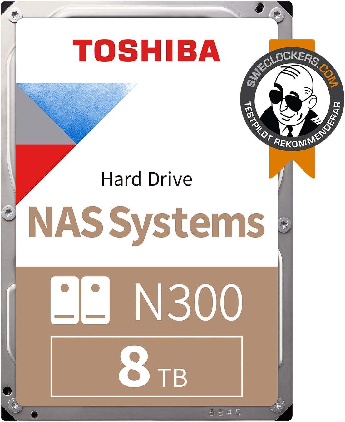 Toshiba Hdwn180uzsva Interne Festplatte 8000gb 8 89 Cm Computer Zubehör