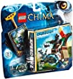 LEGO Legends of Chima - Speedorz - 70110 - Jeu de Construction - La Tour Suprême