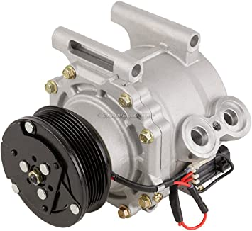 Amazon Com Ac Compressor A C Clutch For Chevy Trailblazer Gmc