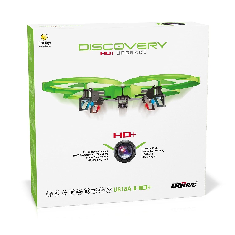 UDI 818A HD+ Drone