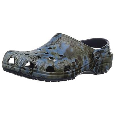 Crocs Classic Kryptek Neptune Clog | Mules & Clogs