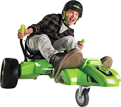 "TRIKE GO KART GREEN 20/"" HUFFY GREEN MACHINE SCOOTER BOYS  GIFT"
