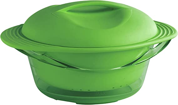 mastrad F70018 - Olla para cocinar al Vapor (Silicona), Color ...