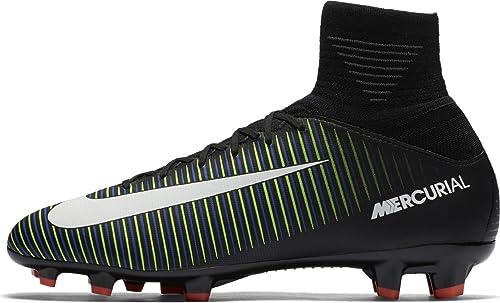 Nike Unisex Erwachsene 831943 013 Fussballschuhe Black