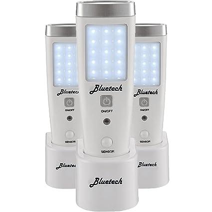 Amazon Com Bluetech Led Flashlight Night Light For Emergency