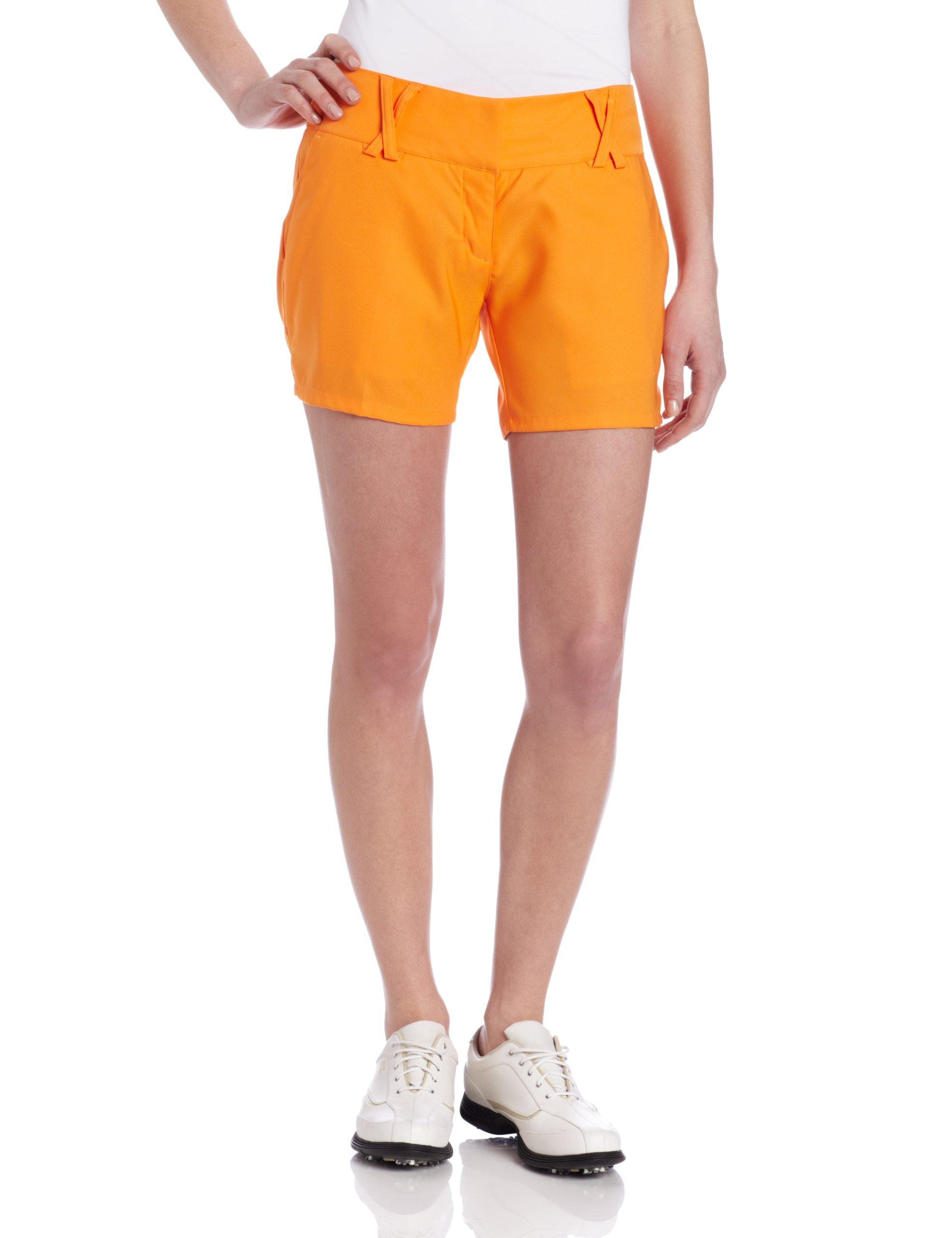 adidas Climalite Stretch Novelty Short, 10-Inch, Sunset