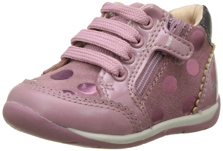 Geox B Each C, Sneakers Basses bébé Fille B720AC 022HH