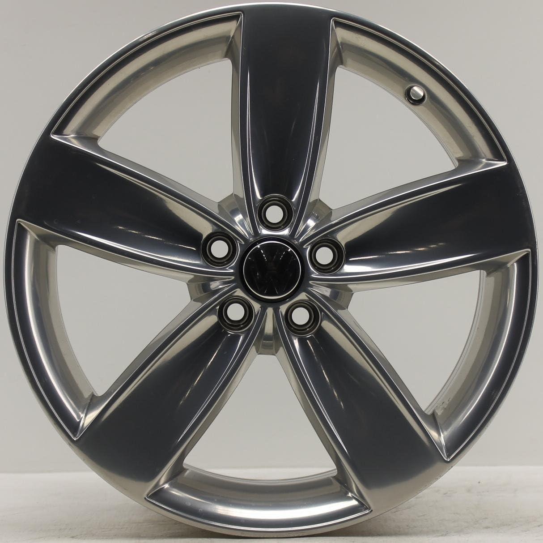 1 Original VW Polo 6R 17 pulgadas Boavista aluminio Llanta ...