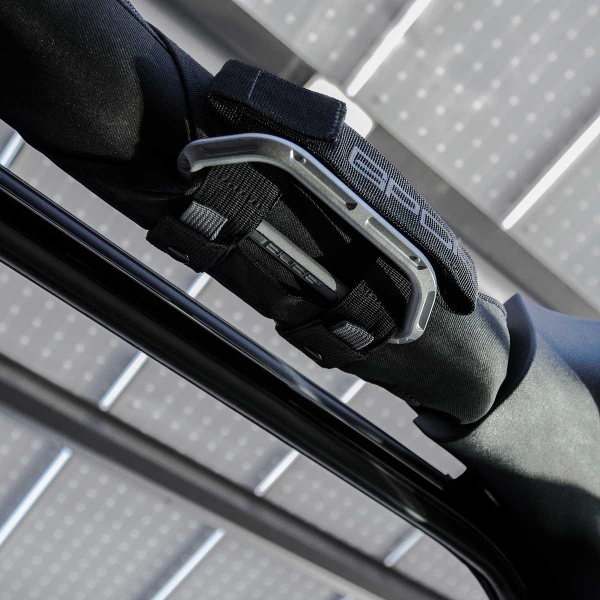 Pair, Jet Black Patented GP-Grip LITE for Jeep Wrangler JL JT JK Sport Sahara Freedom Rubicon 4DR 2DR 2007-2020 with 3 roll bar GPCA Metal Grab Handle