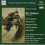 Wagner: Die Walküre (Acts 1 and 2)
