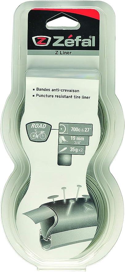 ZEFAL Z-Liner 700C Anti-Crevaison Tape Orange 27mm