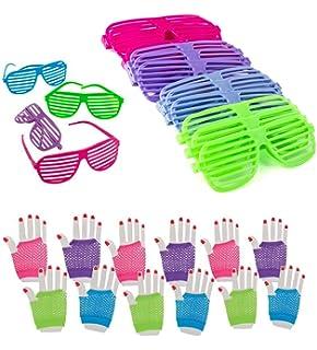 Amazon.com: Novedosas gafas de contraventana, 24 pares: Toys ...