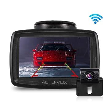 W2- Kit de cámara de seguridad inalámbrica con transmisor integrado, IP68 impermeable, cámara