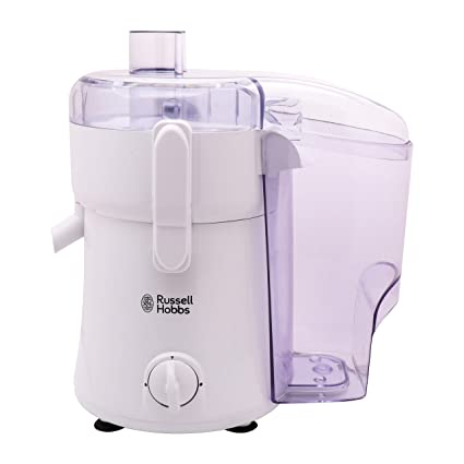 Russell Hobbs Juice Extractor - RJE40MAX - 400W Powerful Motor - Sharp Centrifugal Blade: Amazon.in: Home & Kitchen
