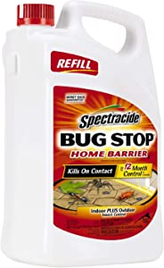 Spectracide HG-96381 1.33-Gallon Bug Stop Home Barrier AccuShot Refill, 1.33 gal