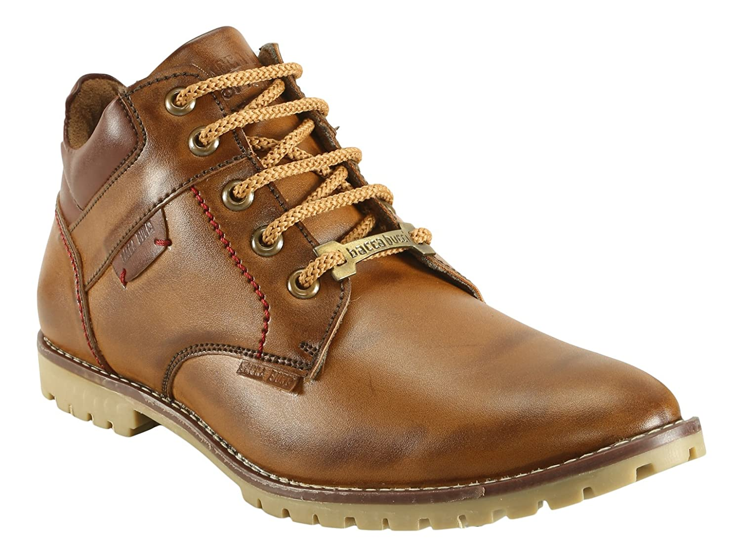 0caa29edf5b Bacca Bucci Men's Faux Leather Boots