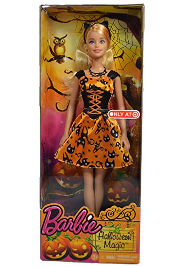 Buy Barbie Halloween Magic Target 2015 Doll - Cat Online at Low