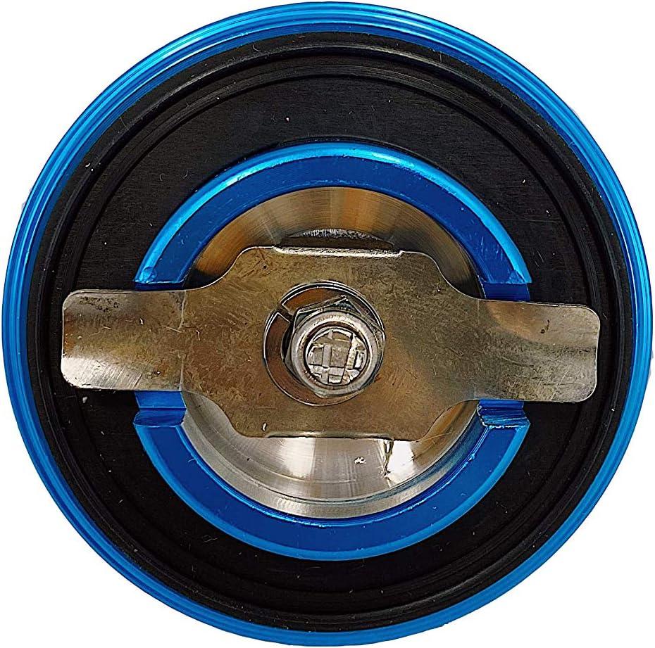 Engine Oil Cap Compatible for BMW Blue BRAND NEW Aluminum Motorsport Oil Fuel Filler Oil Tank Cap Cover Made in Japan