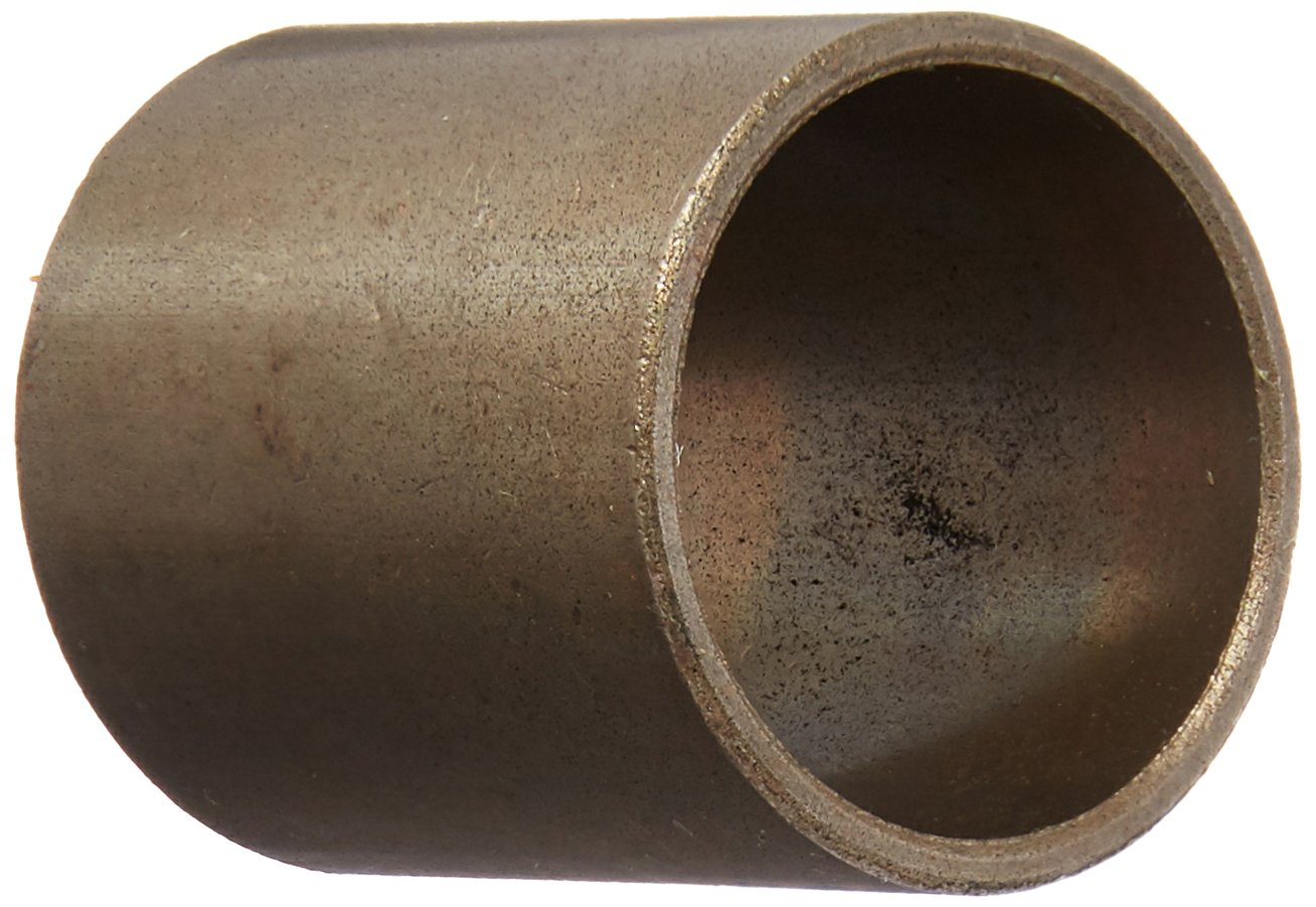 SAE 841 Bunting Bearings ECOP081008 ECO Oiled Sleeve 1//2 Bore x 5//8 OD x 1//2 Length Pack of 3 Plain Bearing Powdered Metal
