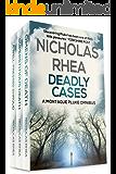 Deadly Cases: A Montague Pluke Omnibus