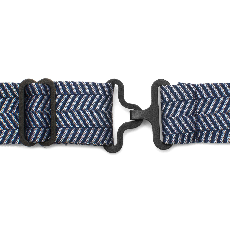 Officially Licensed Cufflinks Inc SW-STEMB-KBT-BB Star Wars Stormtrooper Big Boys Silk Bow Tie