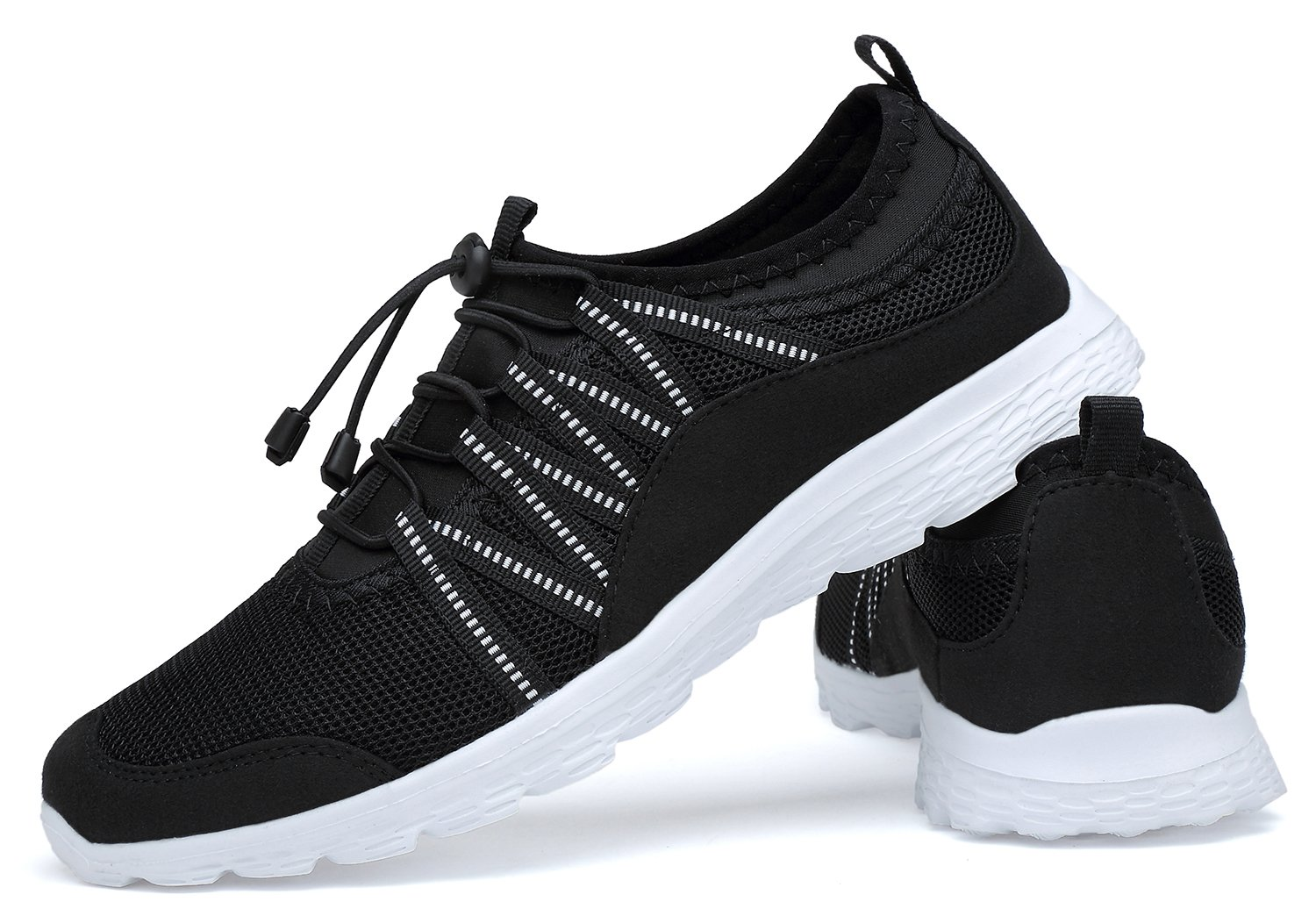 Men's Lightweight Walking Shoes Breathable Mesh Soft Sole for Casual Walk Outdoor Workout Travel Work by Belilent (Image #6)