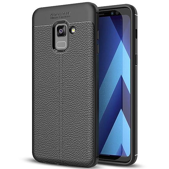 finest selection d7b50 329a3 Amazon.com: Samsung Galaxy A8 Plus (2018) Case, Galaxy A8+ (2018 ...