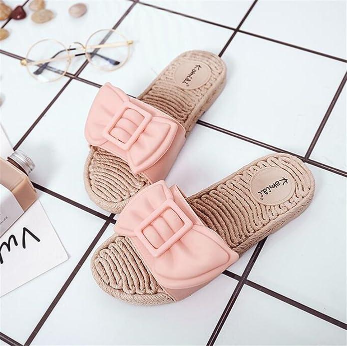 Hanglin Trade Womens Sandals Women Flats Shoes Platform Female Slides Beach Flip Flops Summer Shoe
