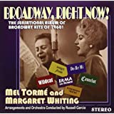 Broadway, Right Now! - The Sensational Album Of Broadway Hits Of 1960!