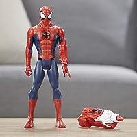 Spiderman Titan Hero Power Fx Spider-Man Figürü