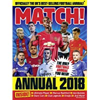 Match Annual 2018 (Annuals 2018)
